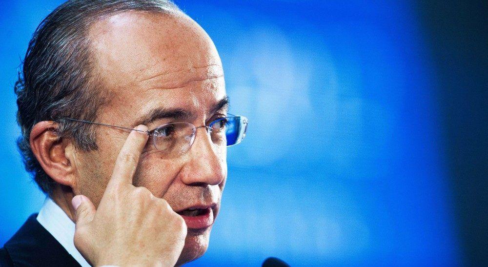 Calderón se unirá al consejo de Iberdrola - Felipe Calderón