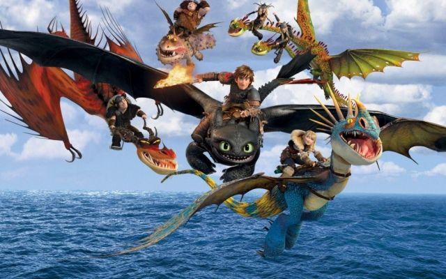 Los primeros detalles de Cómo Entrenar a tu Dragón 3 - Cómo entrenar a tu dragón, película