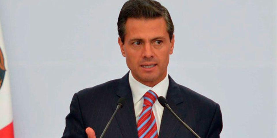 EPN no asistirá a Foro Económico de Davos - Enrique Peña Nieto