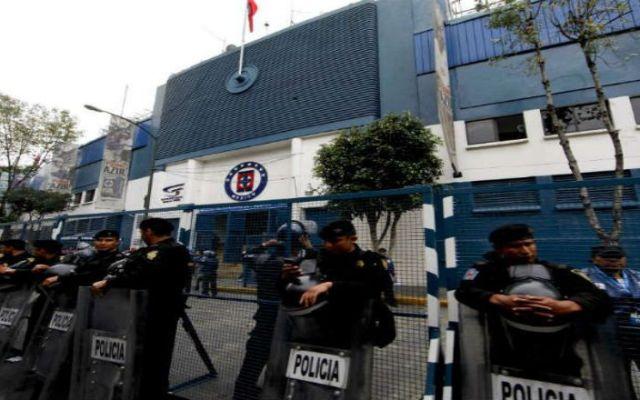 Dos mil policías vigilarán partido Cruz Azul vs Santos - Foto de El Universal