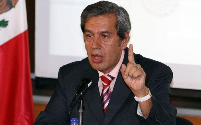 Garantiza Ortega no descontar a CETEG por paro del lunes - Rogelio Ortega, gobernador de Guerrero