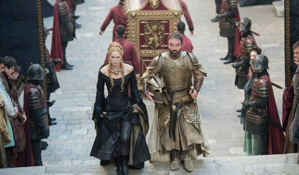 Roban guion de Game of Thrones - Game of Thrones