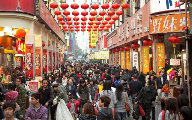 Ciudades con mayor crecimiento poblacional en el mundo - china