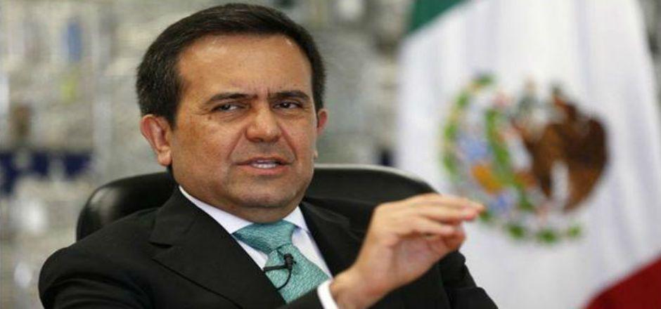 Guajardo: 2015 será un buen año económico - Ildefonso Guajardo, secretario de Economía