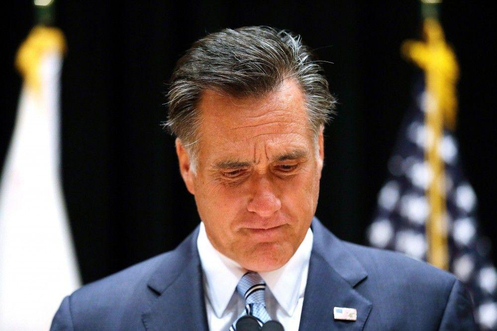 Mitt Romney no se postulará para presidente de EE.UU. - Mitt Romney