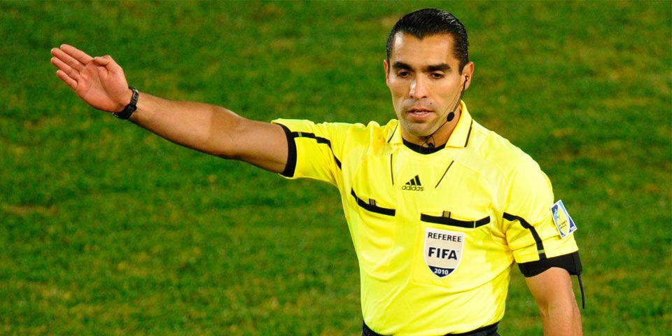 Marco Rodríguez elegido octavo mejor árbitro de 2014 - Foto de Goal