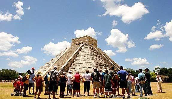 Crece 8% el turismo internacional que llega a México - turismo