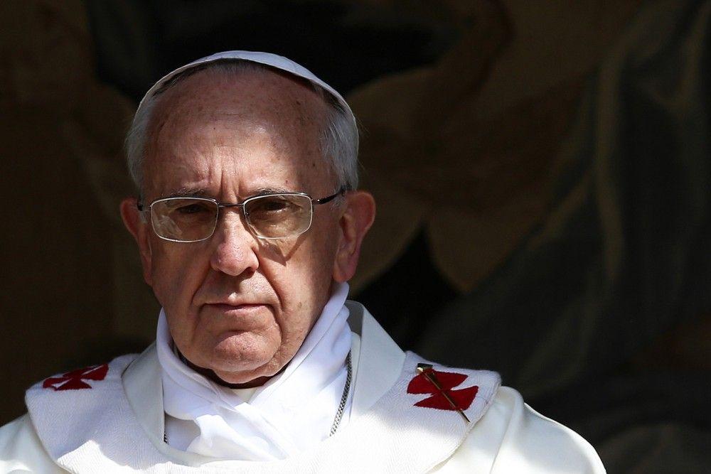 Auschwitz es un grito de dolor: Papa Francisco - papa