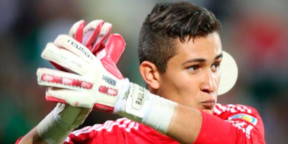 Raúl Gudiño será baja para el Premundial - Foto de Yahoo