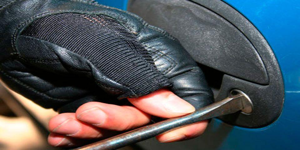 Detienen a supuestos ladrones de autos en CU - Foto de Internet