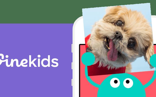 Vine crea aplicación para niños - vine kids