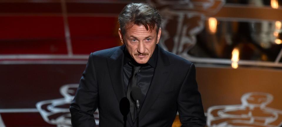 La broma de Sean Penn a Iñárritu - sean penn