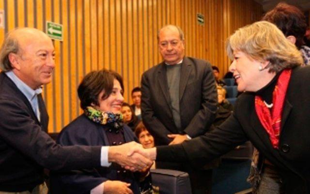 Economía mexicana se recuperará en 2015: CEPAL - Alicia Bárcena, secretaria ejecutiva de la CEPAL