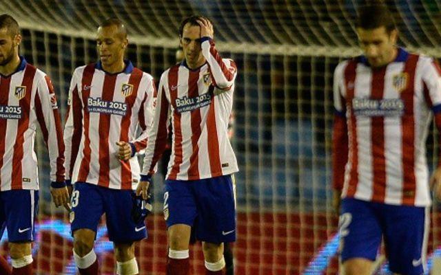 Celta frena al Atlético - Atlético de Madrid perdió ante el Celta de Vigo