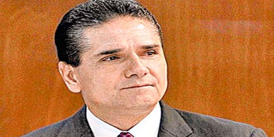 Aureoles urge a legislar desaparición forzada - Silvano Aureoles, presidente de la Mesa Directiva de la Cámara de Diputados