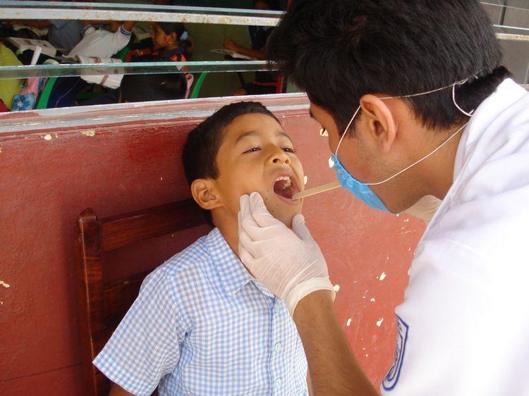 Se erradicarán caries en niños de 100 escuelas: GDF - Se erradicarán caries en niños de 100 escuelas: GDF