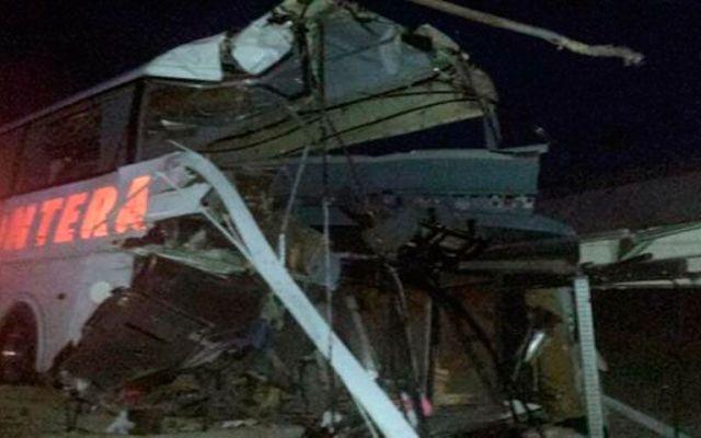Accidente en Anáhuac deja 20 muertos - Alcalde confirma 20 muertos por accidente en NL