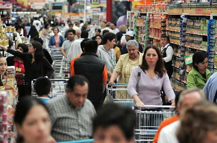 Baja confianza del consumidor en octubre - consumidor