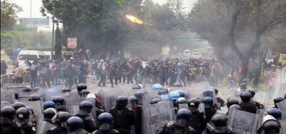 """No recibí dinero por liberación de """"El Chuchín"""": juez estatal - Enfrentamiento en Apatzingán"""