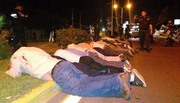 Un muerto en Acapulco por enfrentamientos: CETEG - Enfrentamiento en Acapulco