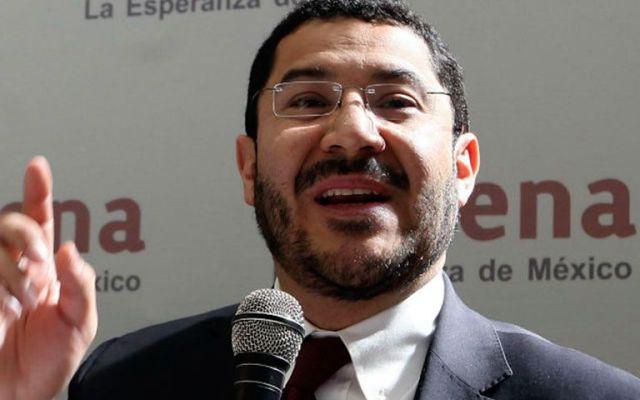 MORENA asegura haber ganado 10 delegaciones - Martí Batres, dirigente de MORENA
