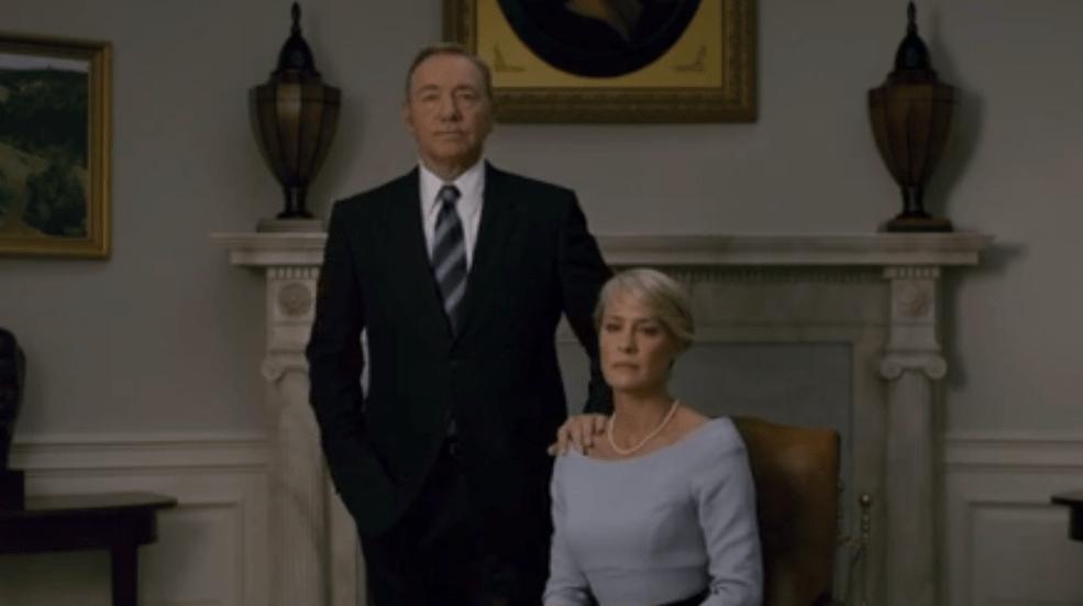 Revelan nuevo avance de House of Cards