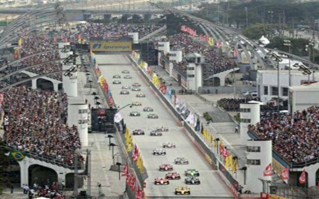 IndyCar no reemplazará carrera cancelada en Brasil - IndyCar en Sao Paulo_ap