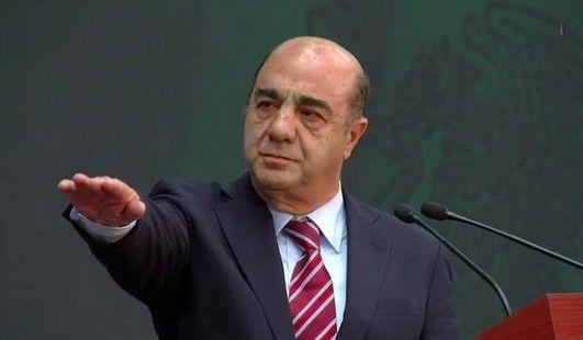 Murillo Karam nuevo secretario de SEDATU - Jesús Murillo Karam, titular de la SEDATU