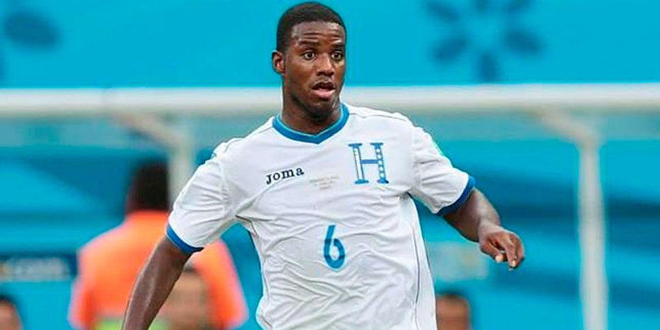 Diagnostican leucemia a internacional hondureño - Juan Carlos García, jugador de Honduras