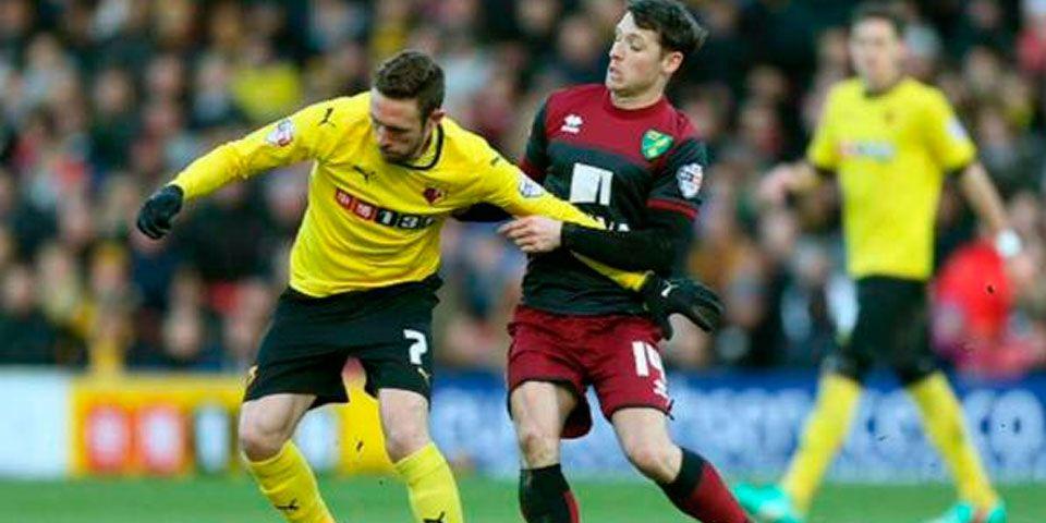 Layún comete penal en derrota del Watford - Layún comete penal en derrota del Watford