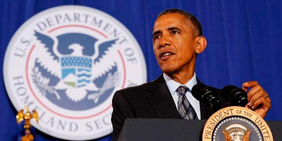 Obama busca reducir fondos antidrogas a Colombia y México - Barack Obama, presidente de Estados Unidos