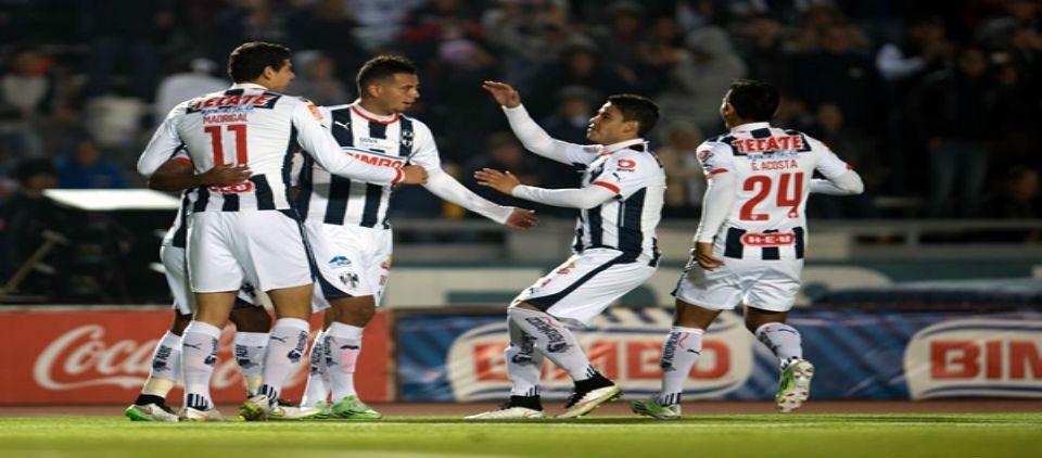 monterrey 5 0 altamira copa mx_liga mx
