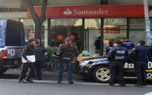 Detiene SSPDF a asaltantes de cuentahabientes - Robo a cuentahabientes