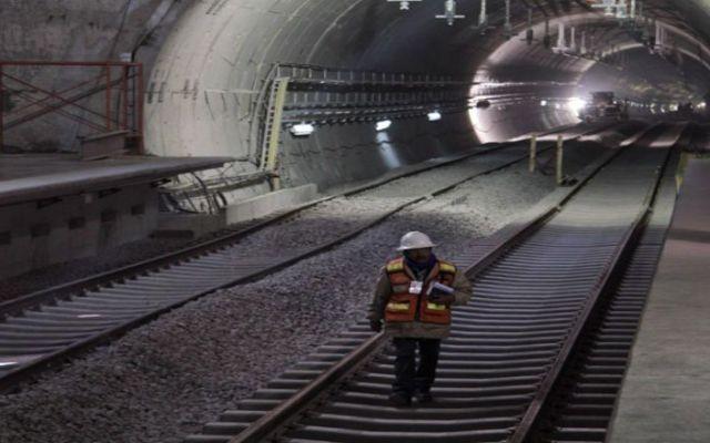 Terminan trabajos de rehabilitación en la Línea 12 del Metro - Obras en la Línea 12