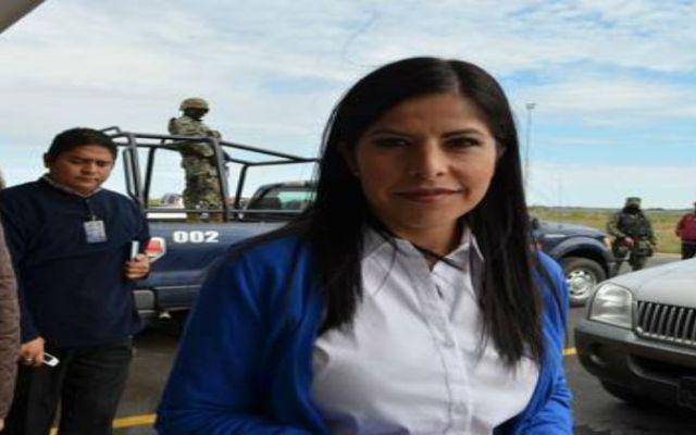 Preocupa al PAN seguridad de alcaldesa de Matamoros - Foto de La Jornada