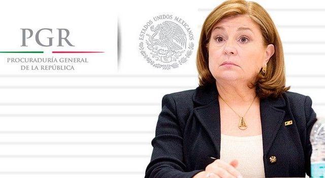 Comisión del Senado ratifica a Arely Gómez como procuradora de la República - Arely Gómez PGR