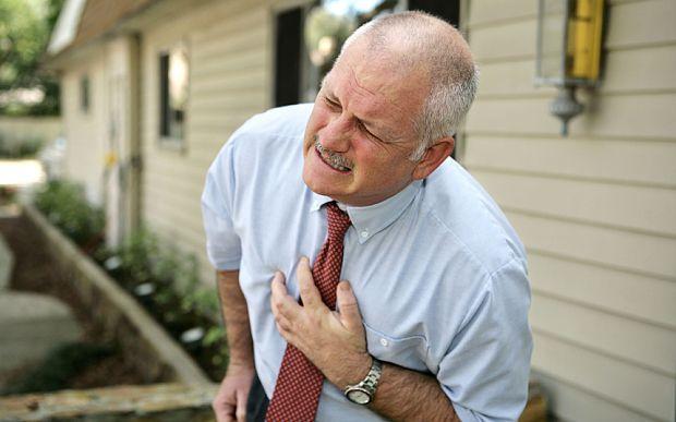 Restringir consumo de grasas aumenta riesgo cardíaco - Crean prueba que predice los paros cardiacos