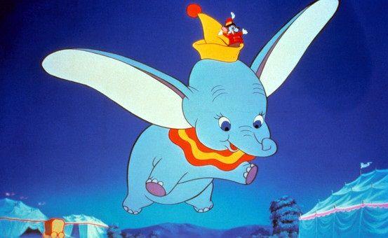 """Tim Burton dirigirá """"Dumbo"""" - dumbo"""