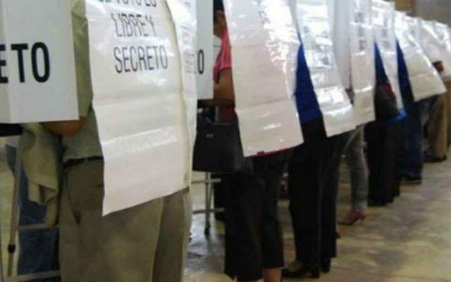 Reporta el INE 538 incidentes a nivel nacional - Casilla electoral
