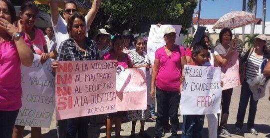 Video de la agresión de una mujer en Tapachula - caso viri