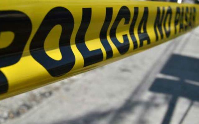 Mueren dos personas por inhalación de gas en la Narvarte - Cinta amarilla