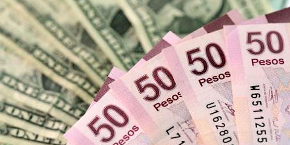 Cierra dólar en 16.90 pesos - Peso dólar