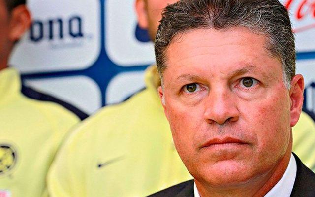 América anuncia salida inmediata de Peláez - Ricardo Peláez