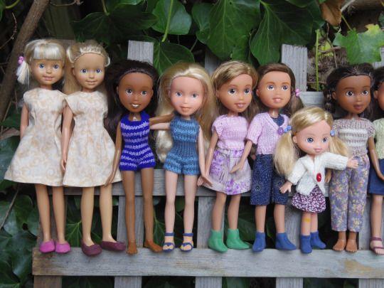 Vende con éxito muñecas desmaquilladas - tree change dolls