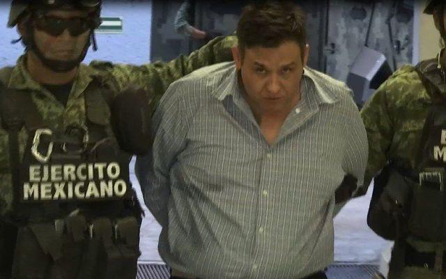 PGR comprueba la identidad de Omar Treviño - Omar Treviño Morales