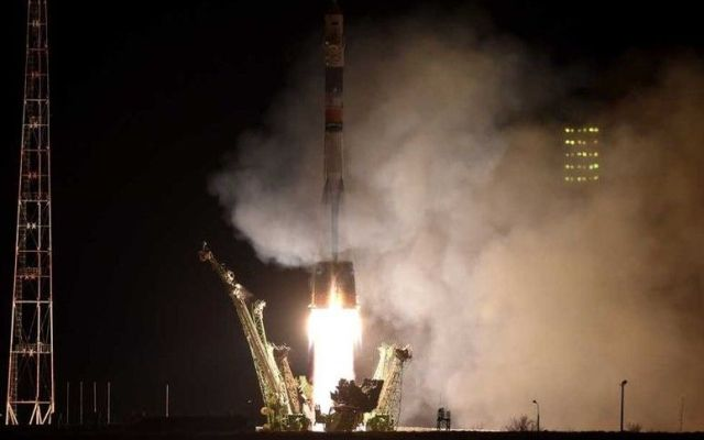 Rusia lanzó nave espacial tripulada a EEI - Rusia lanzó nave espacial tripulada a EEI
