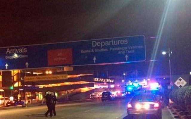 Se reporta tiroteo en Aeropuerto de Nueva Orleans - Se reporta tiroteo en Aeropuerto de Nueva Orleans