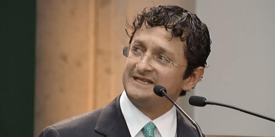 Llama SFP a consolidar reformas en transparencia - Virgilio Andrade Martínez