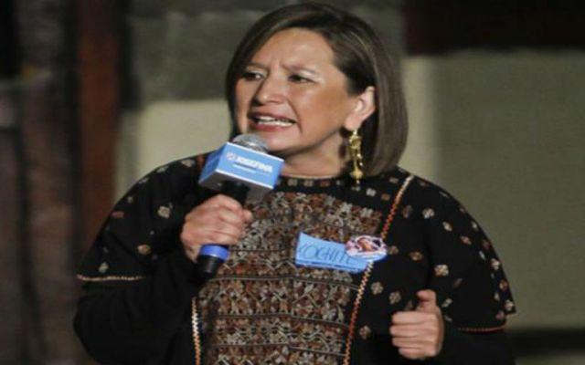 Xóchitl Gálvez, candidata del PAN en Miguel Hidalgo - Xochitl Gálvez