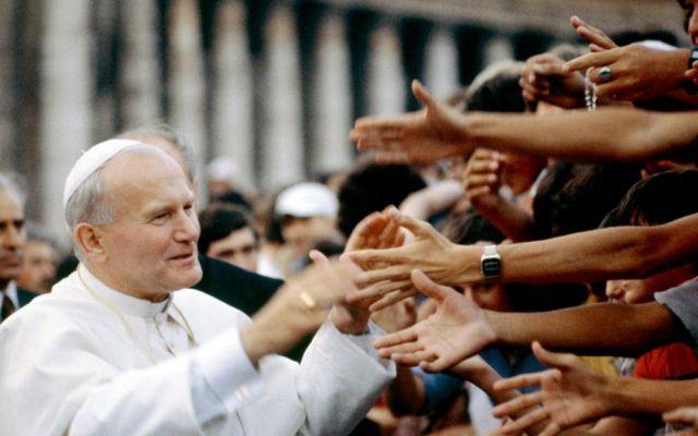 Hace 99 años nació el papa Juan Pablo II - juan pablo II